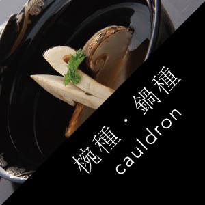 椀種・鍋種